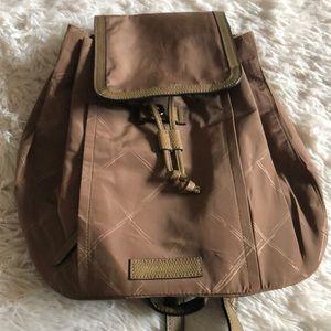 Vera Bradley drawstring backpack in EUC